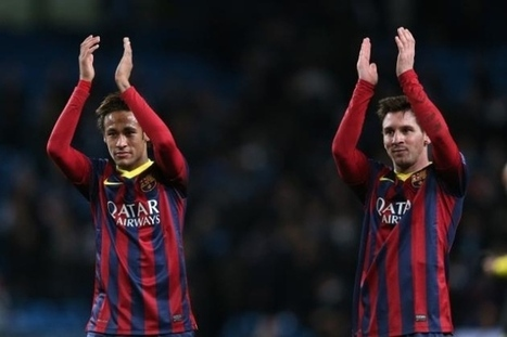 Neymar: I told Messi that Argentina have got no chance! | World Cup Live | Scoop.it
