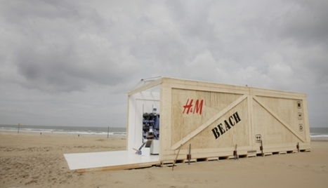 H&M Beach Store by H&M | Retail | Scoop.it