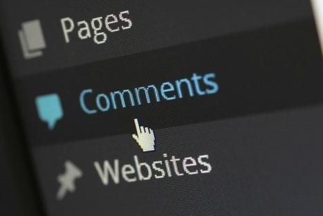Commenti WordPress: 6 dettagli che forse non conosci | Blogging Freelance | Scoop.it