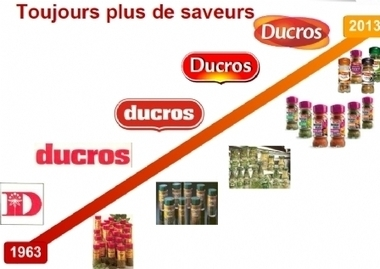 Ducros souffle ses 50 bougies | made in france youpi | Scoop.it