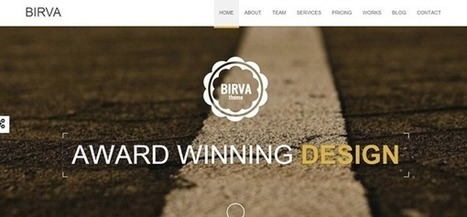 50 Best WordPress Themes : June 2014 Edition | Templates And Themes | Scoop.it