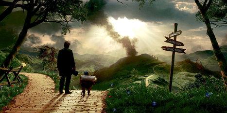 Les grans diferències entre 'Oz' i 'El màgic d'Oz' per culpa del copyright | Cine, TV, Música i més coses | Scoop.it