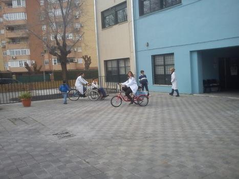 bicicleta y discapacidad: Clases de Educación Física y ... | educación, discapacidad y actividad fisica | Scoop.it