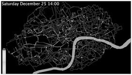 The Structure of Spatial Networks and Communities in Bicycle Sharing Systems | Papers | Scoop.it