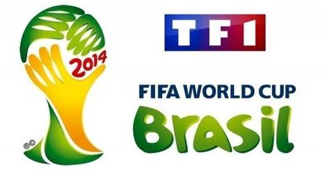 Tf1 surfe sur la vague digitale pour la Coupe du Monde | Digisportive | Scoop.it