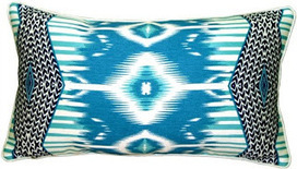 Edelegant: Ikat Throw Pillows | Bedroom Furnishings And Decor Ideas | Scoop.it