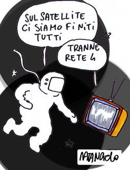 Caso Europa7 - Marco Travaglio - Voglio Scendere   Rete 4: Conflict of Interests and Abuse of Power in Italian Media System   Scoop.it