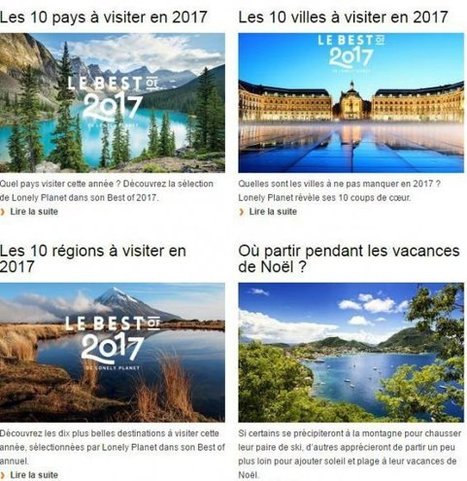 "[REVUE DU WEB] Le Lonely Planet élit Bordeaux la ville la plus ""tendance"" au monde - France 3 Aquitaine 