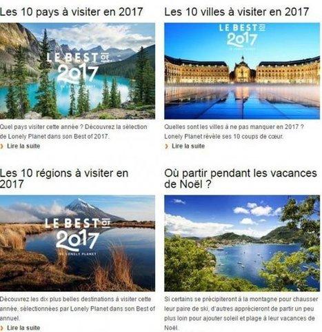 """[REVUE DU WEB] Le Lonely Planet élit Bordeaux la ville la plus """"tendance"""" au monde - France 3 Aquitaine   Clic France   Scoop.it"""