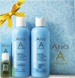 How to use argan oil for skin and hair? - Aria Gold | Argan Moroccan Oil Treatment Shampoo & Conditioner | Scoop.it