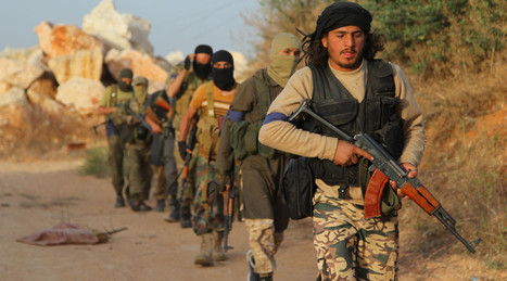 133 terrorists surrender in Homs, Syria | Global politics | Scoop.it