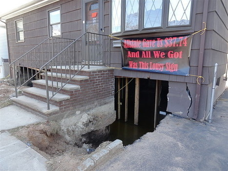 Sandy Homeowner Gets $37.74 in Insurance for Destroyed Home « Federal Jack | READ WHAT I READ | Scoop.it