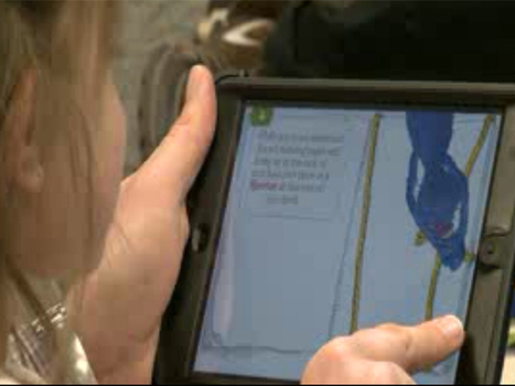 Library iPads help kids bridge digital literacy divide - WBAL Baltimore | Learning with iPads | Scoop.it
