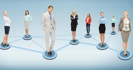 Réseaux de femmes, un levier pour féminiser les comex, Organisation des entreprises - Les Echos Business | Journée de la Femme | Scoop.it