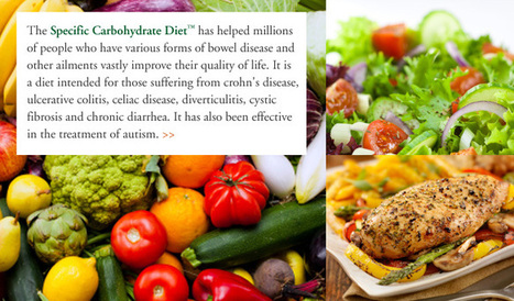 Breaking the Vicious Cycle - The Specific Carbohydrate Diet | Ulcerative Colitis | Scoop.it