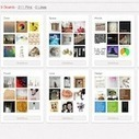 How 5 Artists Use Pinterest | Looks -Pictures, Images, Visual Languages | Scoop.it