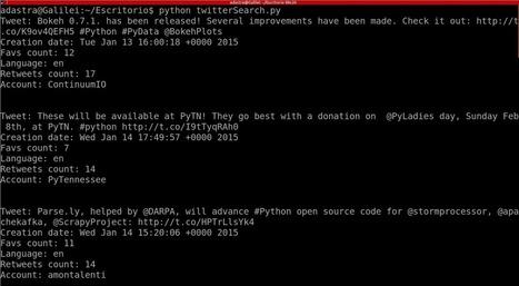 Recolección de información con OSINT Parte 1 - Búsquedas en Twitter   Ciberseguridad + Inteligencia   Scoop.it