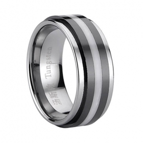 Tungsten Wedding Bands For Man - Save 10% off | I Love Tungsten Wedding Bands | Scoop.it