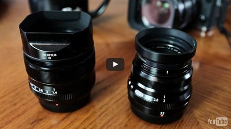Fuji XF 35mm f1.4 vs XF 35mm f2 | Ted A. Vieira | Miscealanous | Scoop.it