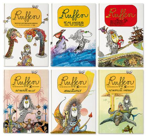 Nye norske barnebøker for iPad er lansert!   Skolebibliotek   Scoop.it