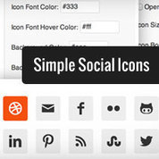 How to Add Social Media Icons in Your WordPress Sidebar | The 21st Century | Scoop.it