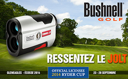 Bushnell : licence officielle Ryder Cup | Nouvelles du golf | Scoop.it