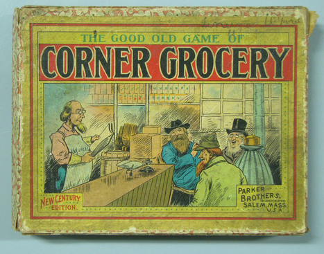 Board games have been teaching us how to shop for more than a century | Educadores innovadores y aulas con memoria | Scoop.it