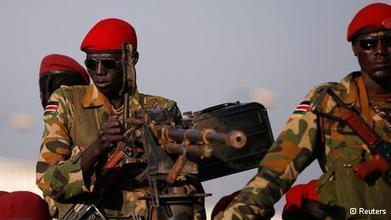 Crise política vira conflito étnico e deixa Sudão do Sul à beira da guerra civil | Internacional | DW.DE | 25.12.2013 | Conflitos mundiais Geo C 2014 | Scoop.it