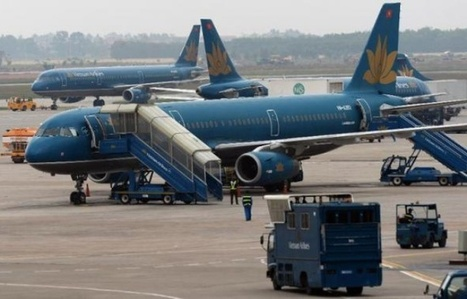 Vietnam Airlines, symbolique ouverture au privé d'une compagnie publique | Asie(s) Vietnam | Scoop.it