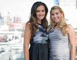 MEET JENNIFER FLEISS AND JENNIFER HYMAN, THE FOUNDERS OF RENTTHERUNWAY | Young Achievers | Scoop.it
