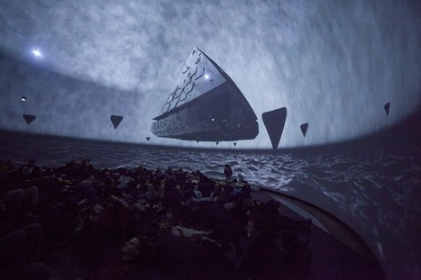 La Satosphère fait son show | Digital Creativity & Art | Scoop.it
