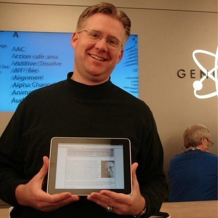 iPads for Learning with Featured Speaker Wesley Fryer | ESSDACK - iPads for Learning | Scoop.it