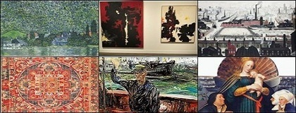 The Top 10 Most Expensive Paintings in the World -   Awesome list of most famous canvas art   Scoop.it