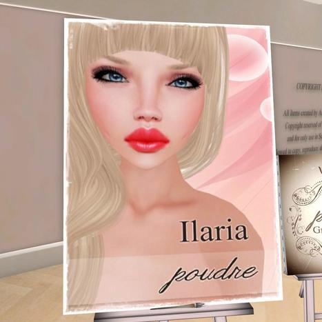 Ilaria Female Skin Group Gift by Poudre Design | Teleport Hub - Second Life Freebies | Belloway | Scoop.it