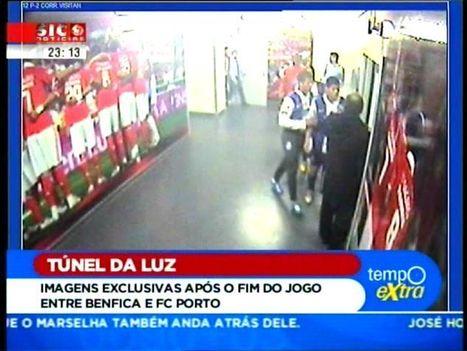 Seguranças pedem ao FC Porto indemnização civil superior a 45 mil euros | Benfica News | Scoop.it