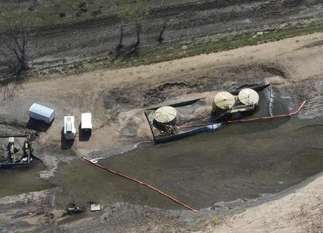 State now tracking 10 oil and gas spills in Colorado flood zones | Oil & Gas | Scoop.it