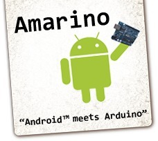 "Amarino - ""Android meets Arduino"" - Documentation 