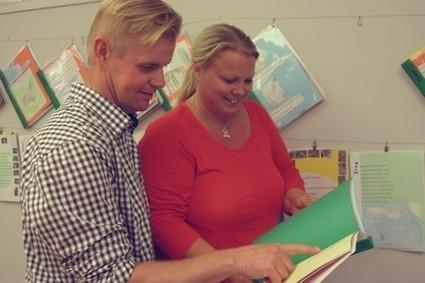 Lärare på Munkhätteskolan låter barnen skriva sig till läsning på dator – Pedagog Malmö | Uppdrag : Skolbibliotek | Scoop.it