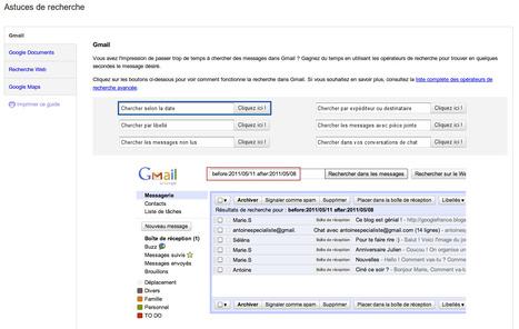 20 astuces pour rechercher dans les produits Google | Time to Learn | Scoop.it