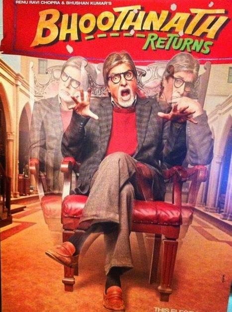 Bhootnath Returns Movie Review |Rajeev Masand| Taran Adarsh| Anupama Chopra| Komal Nahta| Raja Sen| Times of India| Rediff| NDTV| IMDB|IBN9interest - Hot Indian Actress Photos| Movie News| Movie Re... | Movie Reviews | Scoop.it