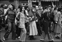 Iranian Revolution: Lingering Issues | Persepolis: Womens Rights | Scoop.it