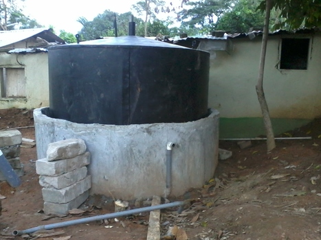 GreenMicrofinance launches Biogas Project in Ghana | Climate-Smart Africa | Scoop.it
