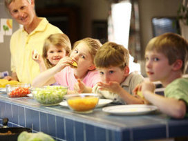 Get your kids cooking with you - WFMJ | Startup | Scoop.it