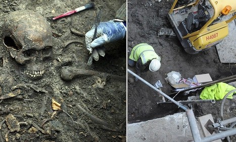 Archaeologists unearth a medieval mass grave next to Durham Cathedral   British Genealogy   Scoop.it