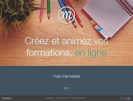 Savoirs en ligne | Eformation : de  la pédagogie à l'outil | Scoop.it
