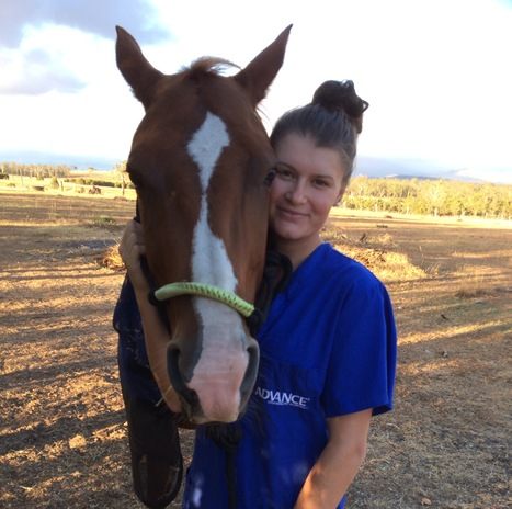 Marnie Lefoe the Veterinary Nurse | Friends & Family in the workplace | Scoop.it