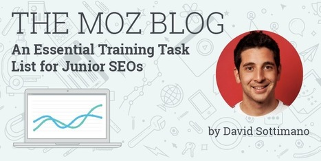 An Essential Training Task List for Junior SEOs | Online Marketing Resources | Scoop.it