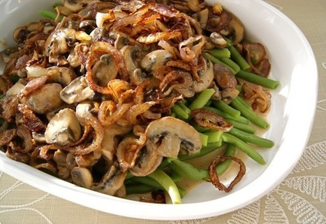 Great Edibles Recipes: Green Bean and Mushroom Casserole | Cannabis Uses | Scoop.it