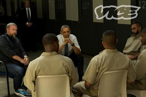 #MassIncarceration #POTUS Tweets | Community Village Daily | Scoop.it