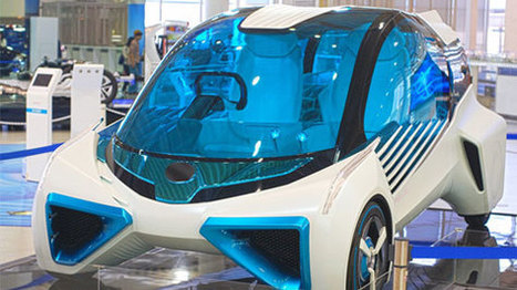 Fast Forward to the Future of Cars | Car Dealers | Scoop.it